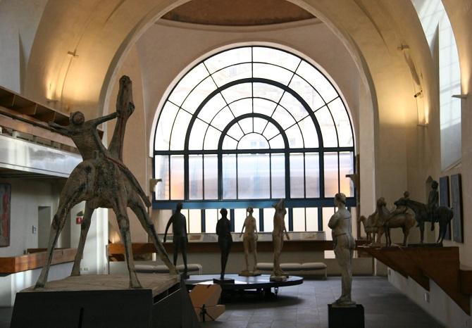 Museo Marino Marini – Main Gallery 1